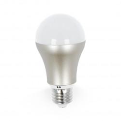 Smart Light Bulb RGBW, WiFi, E27, 7W, 600lm - Iwoole CR60