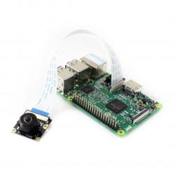 Waveshare Camera HD G camera OV5647 5Mpx - wide-angle - for Raspberry Pi