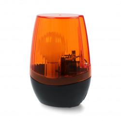 Lampa sygnalizacyjna kogut - 230V wysoka z odbiornikiem