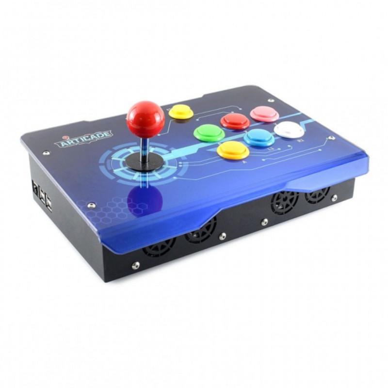 Arcade-C-1P - retro game console - Raspberry Pi 3B+ + 16GB microSD + power supply