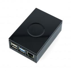 Obudowa Multicomp Pro do Raspberry Pi 4 - czarna