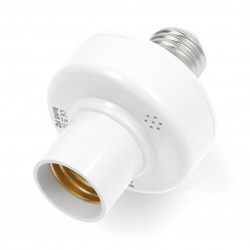 Coolseer COL-BA02W - inteligentne gniazdo żarówek E27 WiFi