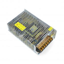 Zasilacz impulsowy przemysłowy do taśm i pasków LED 12V / 16,5A / 200W