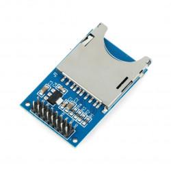 Gniazdo do karty pamięci SD z wyrzutnikiem SD238