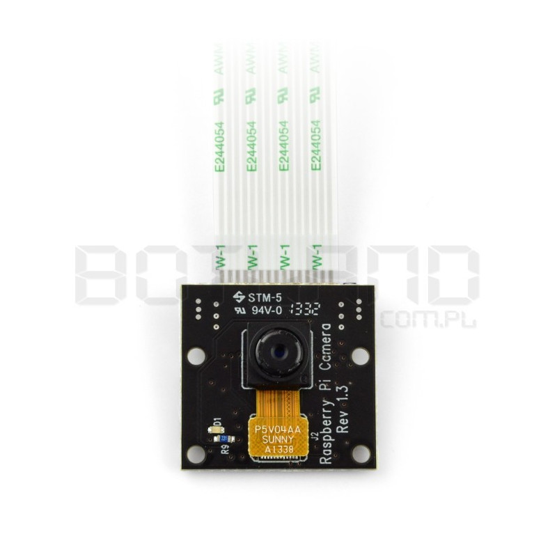 Raspberry Pi NoIR Camera HD - kamera nocna dla Raspberry Pi