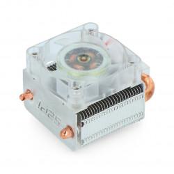 Wentylator z radiatorem dla Raspberry Pi 4B/3B+/3B