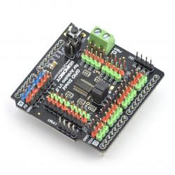 DFRobot Gravity: GPIO Shield for Arduino