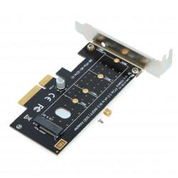 ROCKPro64 - karta M.2/NGFF NVMe SSD na PCI-E X4