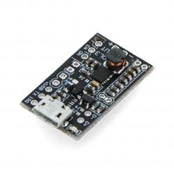 ATB DIGI-LION - ładowarka akumulatorów, przetwornica DC-DC, mikrokontroler - 3w1