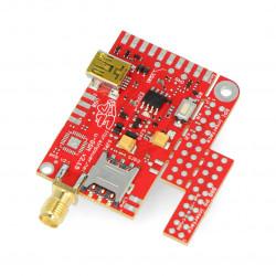 Moduł 3G/GSM - u-GSM shield v2.19 UG95E - do Arduino i Raspberry Pi - złączeSMA
