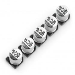Kondensator elektrolityczny 4,7uF/35V SMD