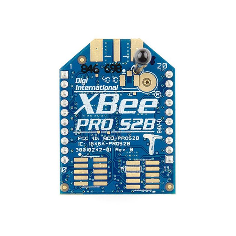 Moduł XBee Pro ZB Mesh 63mW Series 2B - Wire Antenna