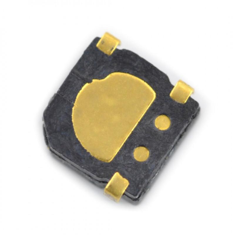 Buzzer magnetyczny 3V 2,1mm SMT-0540-S-R SMD