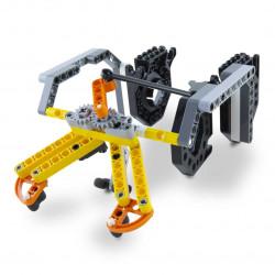Gripper Building Kit - zestaw chwytaków dla robotów Dash i Cue