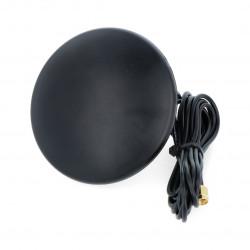 Niskoprofilowa antena Comsat 4G SMA - 94x18 mm