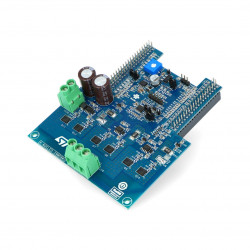 Motor driver expansion board X-NUCLEO-IHM08M1 for STM32 Nucleo