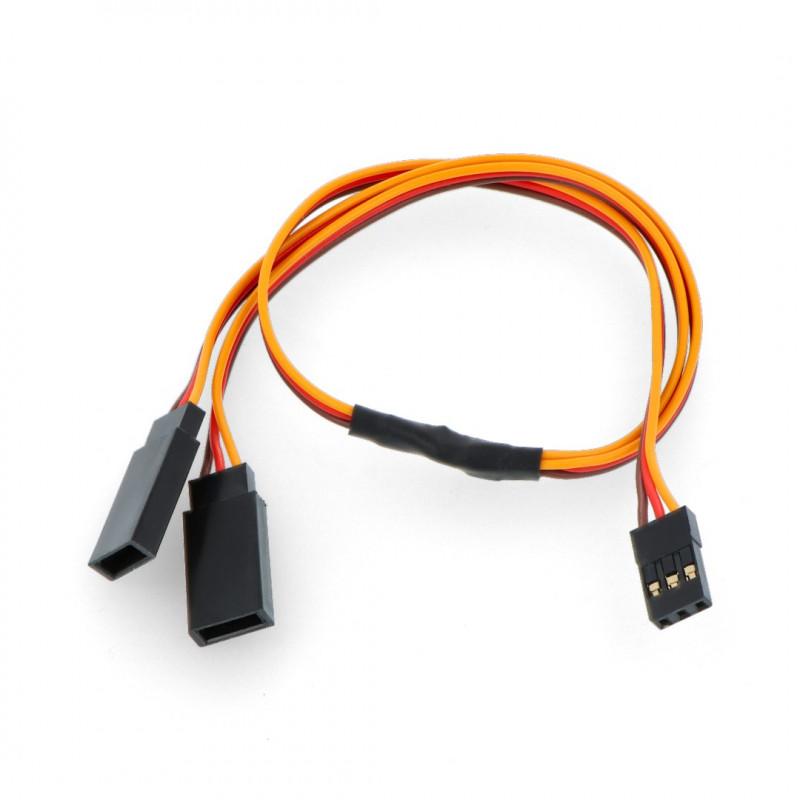 Splitter Wire for Servos Y - 30 cm (JR)_