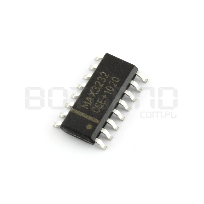 MAX3232CSE converter - SMD_