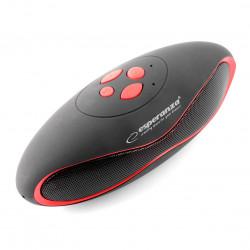 Głośnik Bluetooth z radiem FM Esperanza Trival 3W