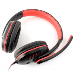 Słuchawki stereo z mikrofonem - Esperanza Crow