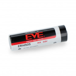 Lithum battery 3,6V AA Eve Battery