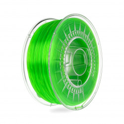 Filament Devil Design PET-G 1,75mm 1kg - Bright green transparent