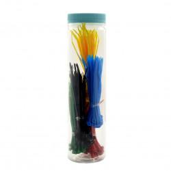 Opaski zaciskowe kolorowe tuba