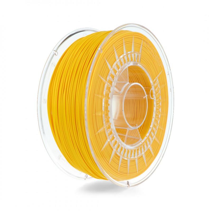 Filament Devil Design PETG 1,75mm 1kg - Bright Yellow