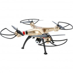Drone quadrocopter Syma X8HW 2.4GHz with camera - 50cm - gold