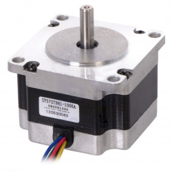 Hybrydowy silnik krokowy SY57STH41-1006A 200 kroków/obr 5,7V / 1A / 0,41Nm