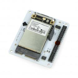 IoT LoRa Gateway HAT 868MHz - HAT for Raspberry Pi 4B/3B+/3B/2B/Zero
