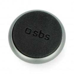 Magnetyczny uchwyt samochodowy do telefonu - nawigacji SBS MID Round 54239