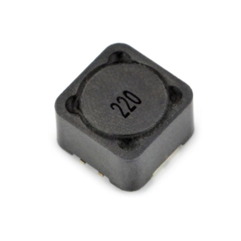 Coil 22uH/4,7A - DE1207-22 - SMD