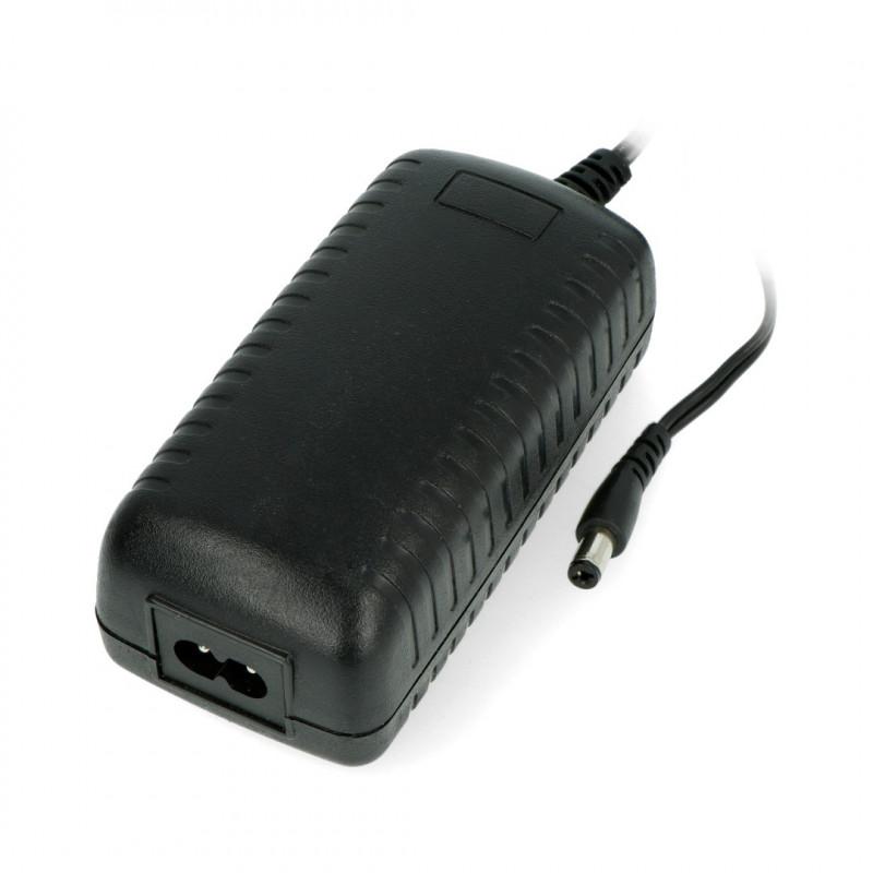 Power supply 12V/3,1A - DC plug 5,5/2,1mm