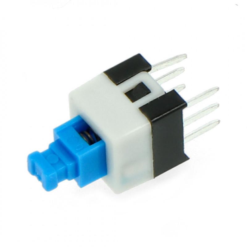Mikroprzełącznik bistabilny ON-ON 7x7mm