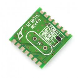 Moduł radiowy RFM01-433S2 433MHz - odbiornik SMD