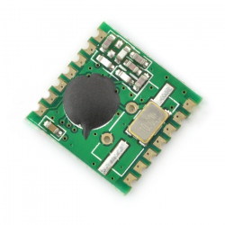 Moduł radiowy RFM02/433S2 Nadajnik SMD