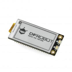 "DFRobot E-paper E-Ink 2,13"" 250x122px - HAT for Raspberry Pi - SPI"