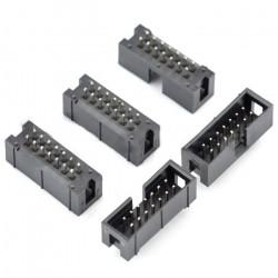 Wtyk IDC 14 pin prosty - 5 szt.