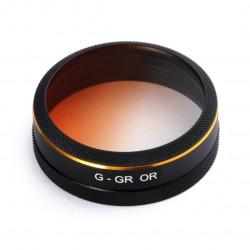 Filtr pomarańczowy Pgytech dla DJI Phantom 4 Pro