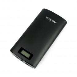 Mobilna bateria PowerBank ADATA P20000D 20000 mAh - czarny