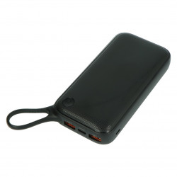 Mobile battery PowerBank Baseus 20000 mAh Type-C QC3.0 - black