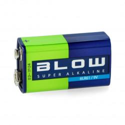 Bateria Blow Super alkaline 9V 6LR61