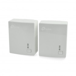 Power Line adapter AV600 - TP-Link TL-PA4010 KIT - 2pcs