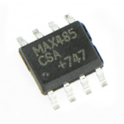 MAX485CSA transceiver RS485 - SMD