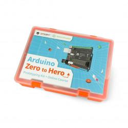 DFRobot Gravity - zestaw Arduino od zera do bohatera