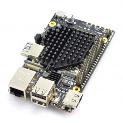 Sparky - ARM Cortex A9 Quad-Core 1,1GHz + 1GB RAM