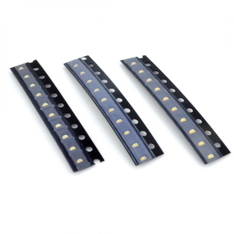 Set of SMD0603 LEDs - 30pcs_