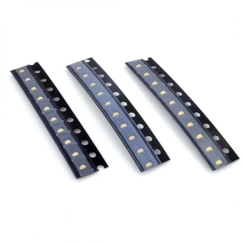 Zestaw diod LED SMD 0603 - 30szt.