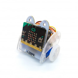 Pi Supply Bit:Buggy Car - shield for micro:bit